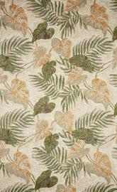 Trans Ocean Ravella Tropical Leaf Neutral 2066/12