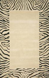 Trans Ocean Seville Zebra Border Neutral 9634/12
