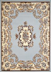 United Weavers Cafe Classic Aubusson Blue