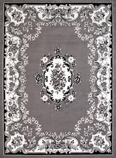 United Weavers Cafe Classic Aubusson Grey