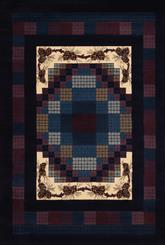 United Weavers Manhattan Gingham Pine Multi