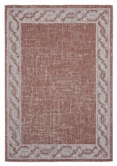 United Weavers Augusta Whitehaven Terracotta