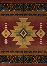 United Weavers Genesis Arizona Crimson Crimson