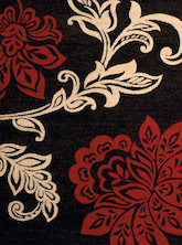 United Weavers Dallas  Trouseau Red