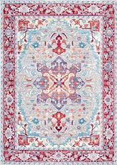 nuLOOM Persian Medallion Caterina KKAS24A