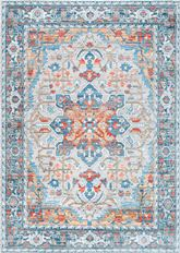nuLOOM Persian Medallion Caterina KKAS24B