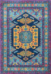 nuLOOM Persian Floral Delena RZBD46A
