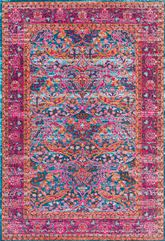nuLOOM Persian Floral Yoshie RZSW05A